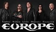 EUROPE - War Of Kings World Tour 2015, 2015-11-04 trečiadienis 20:00 val., Compensa koncertų salė, Vilnius