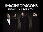 """Imagine Dragons"" turas ""Smoke + Mirrors"" 2016-01-31, 19:00 val. Siemens arena, Vilnius"