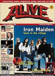Alive #1(2) 1999 spalis [ru]