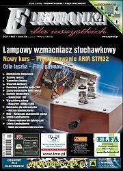 Elektronika dla Wszystkich 2011 Nr.05 gegužė [pl]