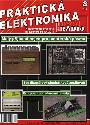 Prakticka Elektronika A Radio 2011 Nr.08 [cz]