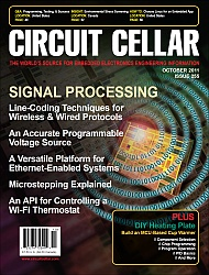 Circuit Cellar Nr.255 2011 spalis [en]