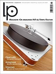 LP - Magazin für analoges HiFi & Vinyl-Kultur 2011 Nr.6 [de]