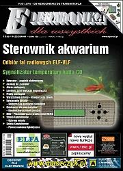 Elektronika dla Wszystkich 2011 Nr.10 spalis [pl]