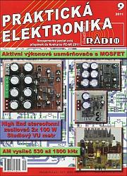 Prakticka Elektronika A Radio 2011 Nr.09 [cz]