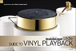 Guide to Vinyl Playback 2011