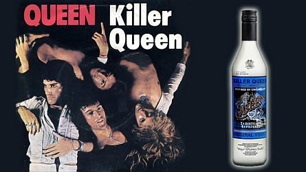 Kileer Queen Vodka