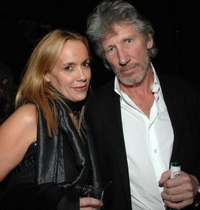 Roger Waters ir Laurie Durning